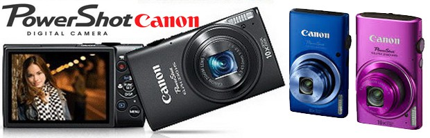 Canon PowerShot ELPH 330 Best Low Light Camera