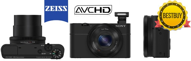 Sony DSC RX100/B Best Low Light Camera