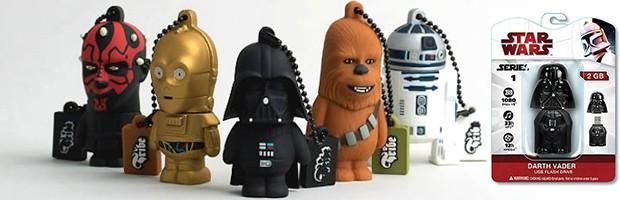 Star Wars USB Flash Drives