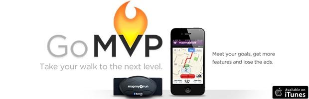 Map My Walk Best iPhone Pedeometer