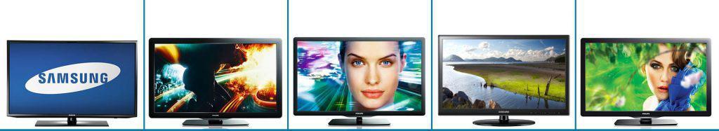 TV with VGA Input